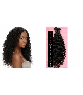 Tissage Malaisien Frisé (Deep Wave)