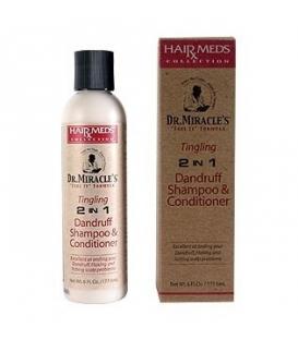 Tingling 2 in 1 Dandruff Shampoo & Conditioner