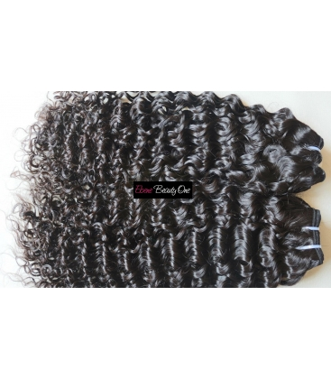 Tissage par lot de 4 Frisé (Deep Wave)