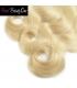 Mèches Blonde par lot 2pcs