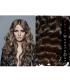 Cheveux naturels vierge